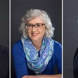 studio headshot portrait examples
