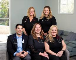 staff shot of local primary care provider