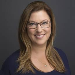 headshot of female professional